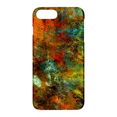 Mixed Abstract Apple Iphone 7 Plus Hardshell Case