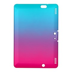 Blue Pink Purple Kindle Fire Hdx 8 9  Hardshell Case