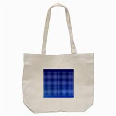 Background Diamonds Computer Paper Tote Bag (cream)