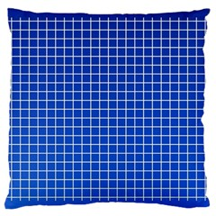 Background Diamonds Computer Paper Large Cushion Case (two Sides)