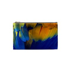 Parrots Feathers Cosmetic Bag (small)