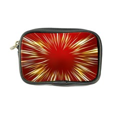 Color Gold Yellow Background Coin Purse