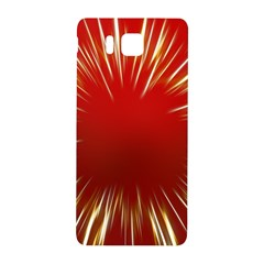 Color Gold Yellow Background Samsung Galaxy Alpha Hardshell Back Case