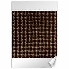 Fabric Pattern Texture Background Canvas 12  X 18