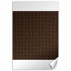 Fabric Pattern Texture Background Canvas 24  X 36