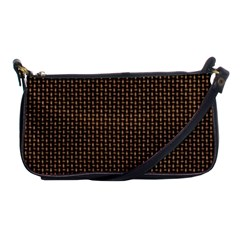 Fabric Pattern Texture Background Shoulder Clutch Bags