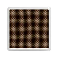 Fabric Pattern Texture Background Memory Card Reader (square)