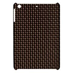 Fabric Pattern Texture Background Apple Ipad Mini Hardshell Case