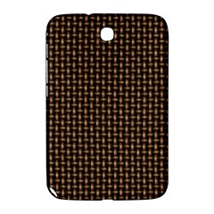 Fabric Pattern Texture Background Samsung Galaxy Note 8 0 N5100 Hardshell Case