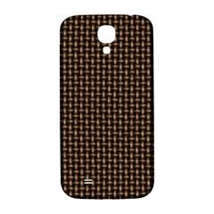 Fabric Pattern Texture Background Samsung Galaxy S4 I9500/i9505  Hardshell Back Case