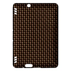 Fabric Pattern Texture Background Kindle Fire Hdx Hardshell Case