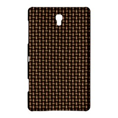 Fabric Pattern Texture Background Samsung Galaxy Tab S (8 4 ) Hardshell Case