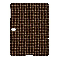 Fabric Pattern Texture Background Samsung Galaxy Tab S (10 5 ) Hardshell Case