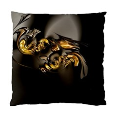 Fractal Mathematics Abstract Standard Cushion Case (one Side)