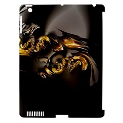 Fractal Mathematics Abstract Apple Ipad 3/4 Hardshell Case (compatible With Smart Cover)