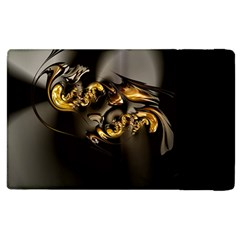 Fractal Mathematics Abstract Apple Ipad 3/4 Flip Case