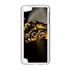 Fractal Mathematics Abstract Apple Ipod Touch 5 Case (white)