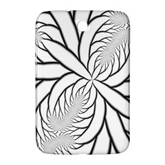 Fractal Symmetry Pattern Network Samsung Galaxy Note 8 0 N5100 Hardshell Case