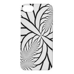 Fractal Symmetry Pattern Network Apple Iphone 5s/ Se Hardshell Case