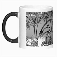 Kringel Circle Flowers Butterfly Morph Mugs