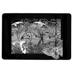 Kringel Circle Flowers Butterfly Ipad Air 2 Flip