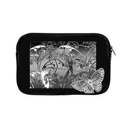 Kringel Circle Flowers Butterfly Apple Macbook Pro 13  Zipper Case