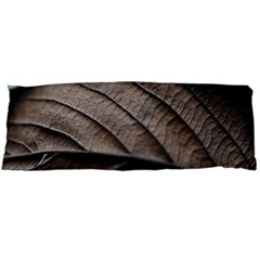 Leaf Veins Nerves Macro Closeup Body Pillow Case (dakimakura)
