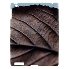 Leaf Veins Nerves Macro Closeup Apple Ipad 3/4 Hardshell Case