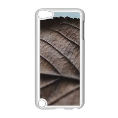 Leaf Veins Nerves Macro Closeup Apple Ipod Touch 5 Case (white)