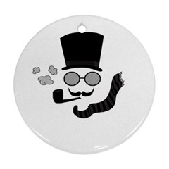 Invisible man Ornament (Round)