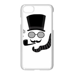 Invisible man Apple iPhone 7 Seamless Case (White)