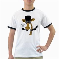 Mr. elegance Ringer T-Shirts