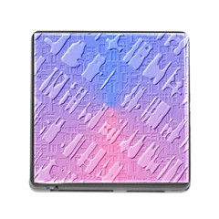 Baby Pattern Memory Card Reader (square)