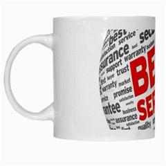 Best Service White Mugs
