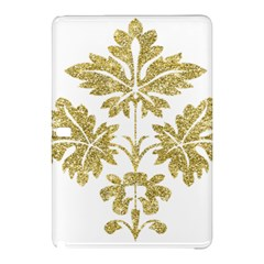 Gold Authentic Silvery Pattern Samsung Galaxy Tab Pro 10.1 Hardshell Case
