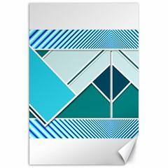 Logo Concept Banner Header Idea Canvas 20  X 30