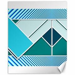 Logo Concept Banner Header Idea Canvas 11  X 14