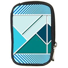 Logo Concept Banner Header Idea Compact Camera Cases