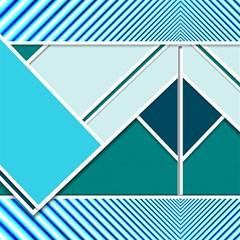 Logo Concept Banner Header Idea Magic Photo Cubes