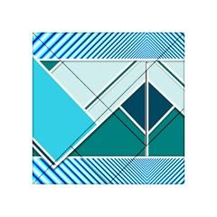 Logo Concept Banner Header Idea Acrylic Tangram Puzzle (4  X 4 )