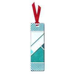Logo Concept Banner Header Idea Small Book Marks