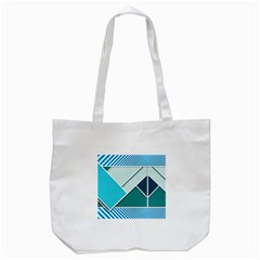 Logo Concept Banner Header Idea Tote Bag (white)