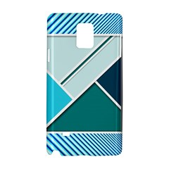 Logo Concept Banner Header Idea Samsung Galaxy Note 4 Hardshell Case