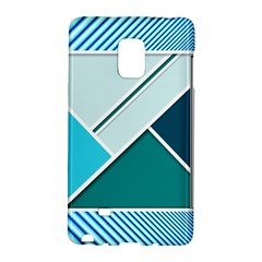 Logo Concept Banner Header Idea Galaxy Note Edge
