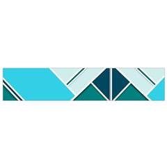 Logo Concept Banner Header Idea Flano Scarf (small)