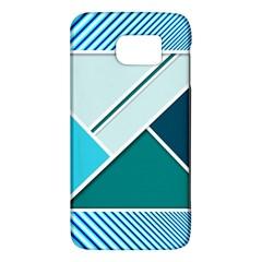 Logo Concept Banner Header Idea Galaxy S6