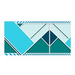 Logo Concept Banner Header Idea Satin Wrap