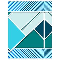 Logo Concept Banner Header Idea Drawstring Bag (large)
