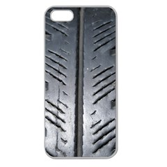 Mature Black Auto Altreifen Rubber Pattern Texture Car Apple Seamless Iphone 5 Case (clear)