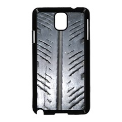 Mature Black Auto Altreifen Rubber Pattern Texture Car Samsung Galaxy Note 3 Neo Hardshell Case (black)